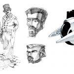 Miscellaneou Sketches