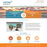Cortera Inc. Website Launch